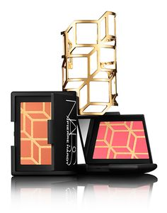 My eyes are delighted with two new blushes that are appearing in the Pierre Hardy NARS Collection today. Designer Pierre Hardy teams up with NARS to Pierre Hardy, Makeup And Beauty Blog, My Beauty, Beauty Products, Blush Beauty, Beauty News, Makeup Products, Diane Kruger, Nail Polish Collection