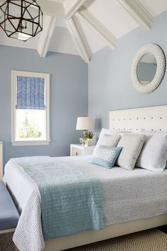 99 Best Blue Bedroom Ideas For Young Adults images in 2019 | Blue ...
