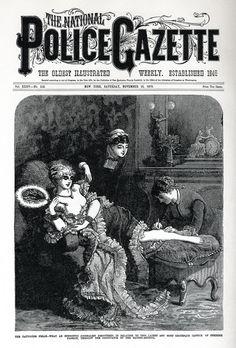 Fue una revista producida en Londres desde 1772, para su distribución entre todas las fuerzas policiales de Gran Bretaña. Su objetivo principal fue la publicación de los avisos de criminales buscados con las solicitudes de información, en donde ofrecían recompensas.