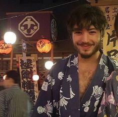 Ezra Miller — Ezra in Japan