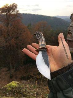 Behring Made Hammermarked Alaskan