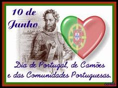 June Celebration Day of: Portugal, Camoes the most famous Portuguese poet & Portuguese Communities June Celebrations, Celebration Day, Portuguese, Special Day, Words, 10 Junho, Poet, Culture, Live