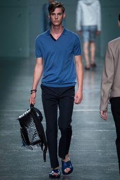 Fendi - Spring 2015 Menswear