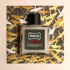 Cedar wood scent with notes of Mediterranean citrus leaves. With something that close, make sure the scent it pleasing. #proraso #beardbalm #beard www.pomade.com