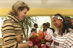 La reine Mathilde de Belgique est arrivée lundi en Ethiopie pour un voyage de quatre jours. L'épouse du roi des Belges Philippe visite le pays en sa qualité de présidente d'honneur d'UNICEF Belgique.
