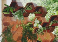 The Bali Ecological Center Creates a Modular Terracotta Green Wall with Local Craftsmen   Inhabitat - Green Design, Innovation, Architecture, Green Building