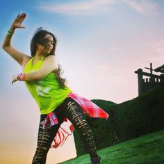We can't wait for #NationalDanceDay to get here! 1 more day! We gathered #zumba moves from all over! Check out @SLEIJA511 rock her fave in  #Napa #NapaValley #ZumbaAcrossTheStates #NDD #DanceDay #escape #befree #dance #Zumba #California #Cali #WineCountry #Winery