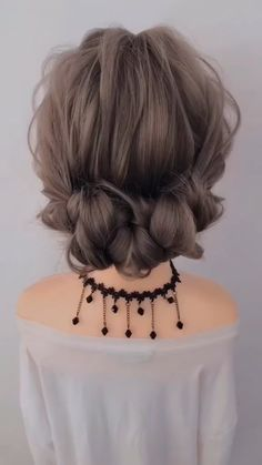 French Braid Hairstyles, Braided Hairstyles Tutorials, Easy Hairstyles For Long Hair, Cute Hairstyles, Wedding Hairstyles, Bridesmaid Hairstyles, Hairstyles Videos, Short Hair Bridesmaid, Hair For Bridesmaids