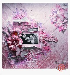 13arts: A Pink Layout by Marta Debicka
