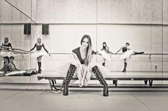 BMO Australia Ballerina Photo Shoot