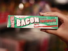 Crazy Bacon Products That Actually Exist