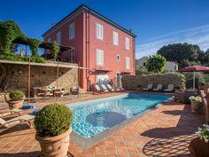 Tuscany Holiday Villa - Villa Spontini: Villa in Italy, Tuscany mieten - TuscanyRetreats