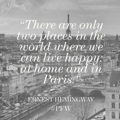 Getting excited for Paris Fashion Week!! #quote #ernesthemingway #parisfashionweek #pfw #ss16 #followthebuyers #stellamccartney #lanvin #saintlaurent #chloe #theresnoplacelikehome #favouritecity #excited by le_louvre_melbourne