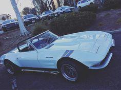 #supercarsunday #classicsofinstagram #classiccars #american #chevy #corvette