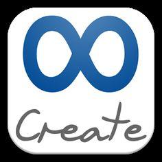 Lensoo Create. Convierte la tableta Android en una pizarra virtual con la grabación de voz, vídeo y escritura digital suave. Permite compartir rápidamente ideas a través de correo electrónico, Facebook, Twitter o LinkedIn desde prácticamente cualquier lugar. También permite descargar grabaciones en el sitio web.