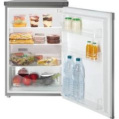 undercounter silver fridge - Google Search