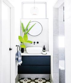 Luxury Bathroom Master Baths Towel Storage is unquestionably important for your home. Whether you pick the Luxury Bathroom Master Baths Wet Rooms or Dream Master Bathroom Luxury, you will make the best Small Bathroom Decorating Ideas for your own life. Small Space Bathroom, Laundry In Bathroom, Bathroom Renovations, Home Renovation, Wc Decoration, Luxury Master Bathrooms, Master Baths, Gravity Home, Room Tiles