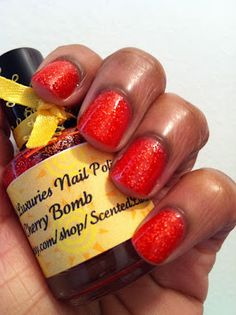 Scented Luxuries - Cherry Bomb