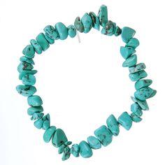 Bracelet Printemps/été -#Perles Pierre Naturelle pour femmes-couleur #turquoise