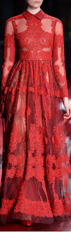 Valentino  2013, Shanghai collection | The House of Beccaria~
