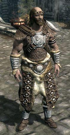 Skyrim-light armor
