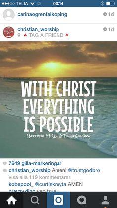 Allt möjligt för Gud