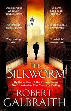The Silkworm by Robert Galbraith/JK Rowling (Oe)