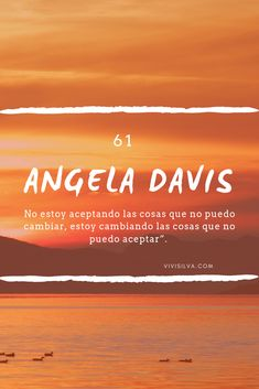 Angela Davis, Gloria Steinem, Eleanor Roosevelt, Nada Personal, Girl Power, Crushes, Poetry, Motivation, Words