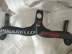 One Piece PINARELLO F8 Carbon Bike Integrated Handlebar Shipped Out Again Today