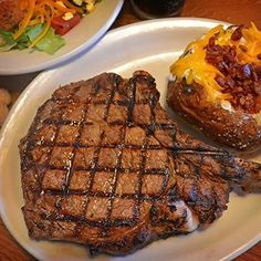 Top off your day with Legendary Food, Legendary Service! Only at Texas Roadhouse - Countryside, IL! #Kentsdeals