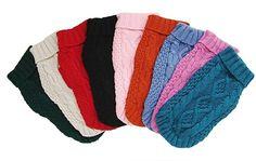 Irish Fisherman Knit Sweater
