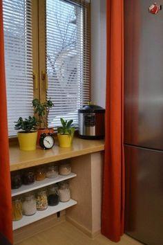 Кухня в хрущёвке - Дизайн интерьеров | Идеи вашего дома | Lodgers
