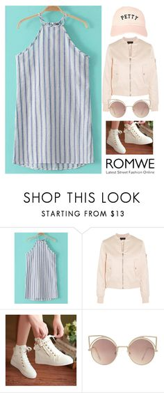 """""""~226\\226~"""" by taytay-55 ❤ liked on Polyvore featuring Maje, Sidewalk and MANGO"""