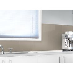 Vistelle 2600 x 760 x 4mm Tawny High Gloss Acrylic Splashback $254 from Bunnings