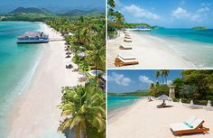 Halcyon Beach – All Inclusive St. Lucian Resort, Vacation Packages, Deals, & Specials for Honeymoons & More - Sandals