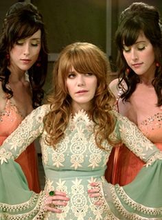 Jenny Lewis so many awesome things. This video for one, that dress, that hair, this song!!!