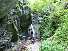 Veľký Sokol gorge, Slovak Paradise National Park, Best places to visit in Slovakia