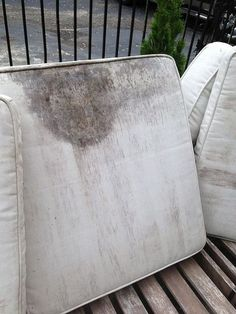 Delicieux How To Clean And Renew Outdoor Furniture And Stained Cushions