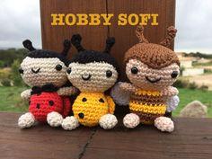 amigurumis 2 - Hobby Sofi