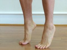 fix flat feet exercises
