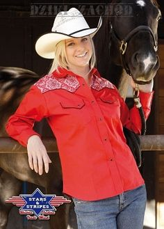 c7af407c288 Koszula Lucy Western Wear