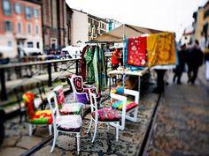 <p>Trödeln und shoppen: Ob unter freiem Himmel oder in der Halle, am Flussufer oder im alten Bahnhof, das sind die schönsten Flohmärkte Deutschlands.</p>