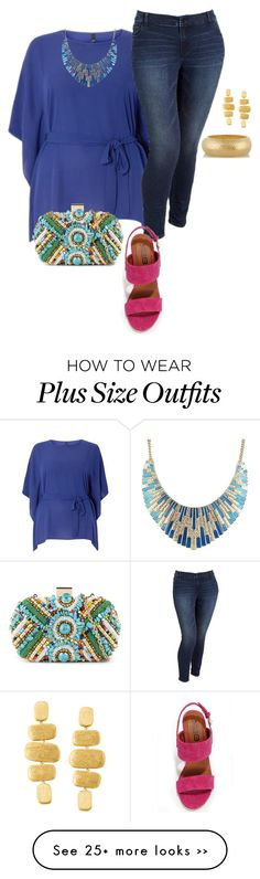 """""""plus size concert night"""" by kristie-payne on Polyvore"""