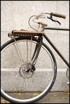 Fast Boy Cycles Fixed Porteur Bike