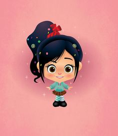 Vanellope von schweetz Wreck It Ralph movie phone wallpaper for iphone android htc sony phone background Kawaii Disney, Cute Disney, Disney Art, Disney Movies, Disney Characters, Disney And Dreamworks, Disney Pixar, Vanellope Y Ralph, Chibi Kawaii