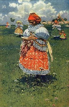 1000 Images About Cesky Kroj On Pinterest Folk Costume