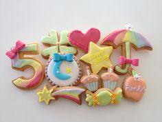 Birthday icingcookies#sugarcookies #アイシングクッキー#誕生日