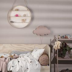 Cloud Light, Rose By