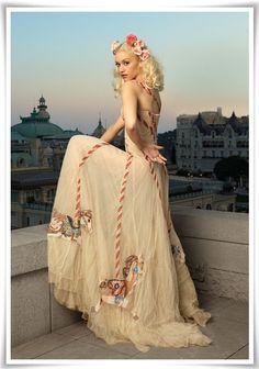 Fashion Photographer Max Abadian Singer & Designer Gwen Stefani