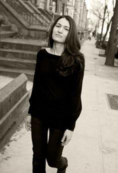 Nicole Krauss' author website: http://nicolekrauss.com/